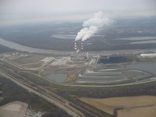 Edwards Coal Ash Pond