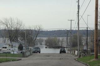 Flooding 2015 spring st